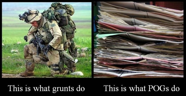 Why Grunts Hate POGs  fd4ebe7a8