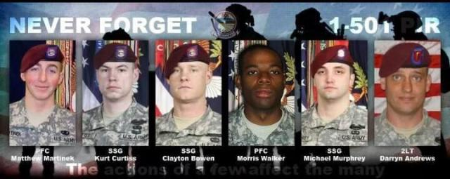 six fallen trying to find deserter