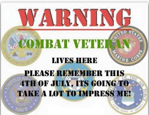 Other vets posted that they don''t mind the booms.