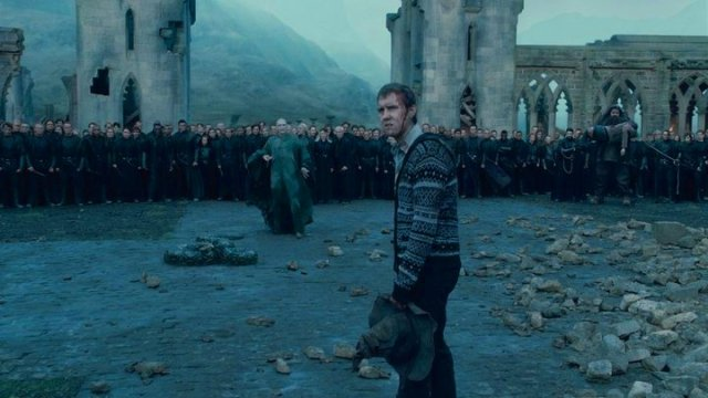 If you were there for this moment, how would you explain this to someone who wasn't there? Imagine how you would feel years later having someone tell you that Voldemort was just misunderstood and that you are just angry for hating him.