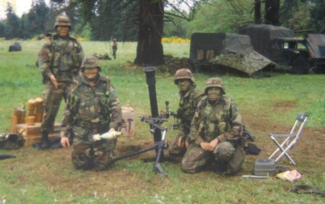 squad live fire range